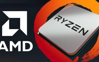 Характеристики процессора AMD Ryzen 3 1200