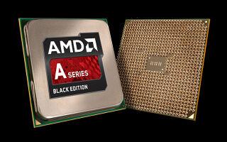 Характеристики процессоров АМД