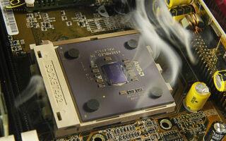 Как понизить температуру процессора на компьютере
