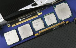 Процессор для gtx 1060 6gb