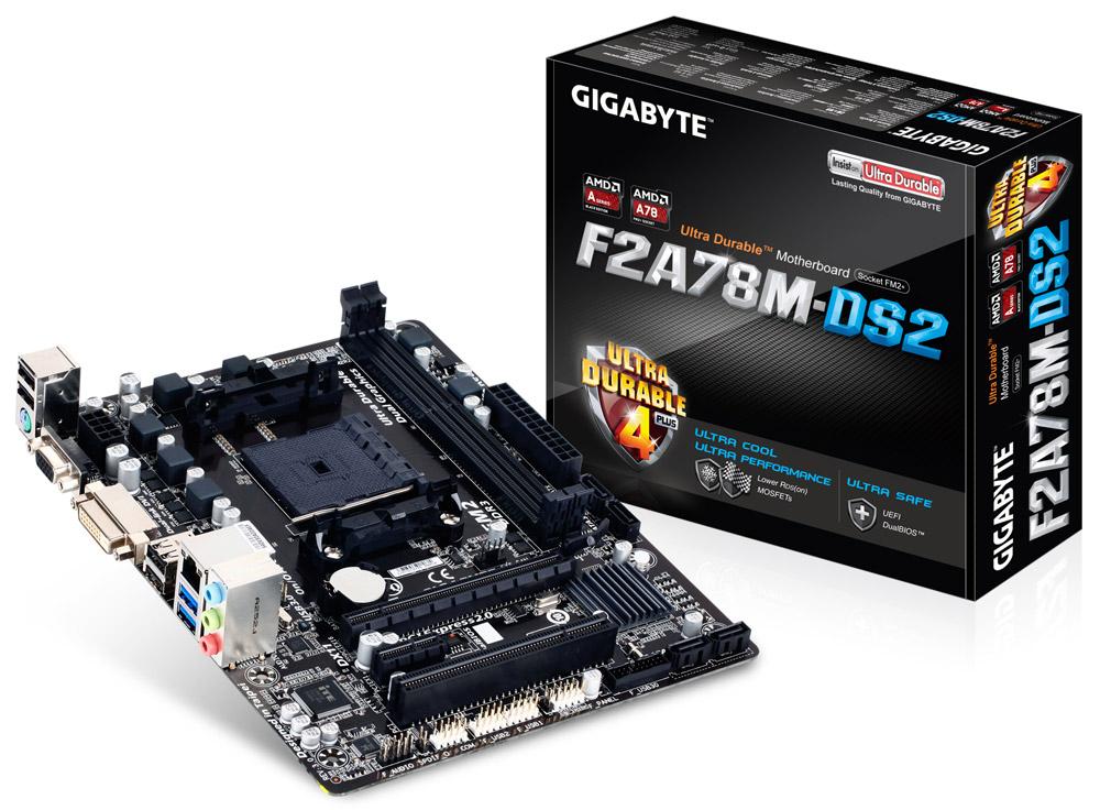 AMD – Gigabyte GA-F2A78M-DS2
